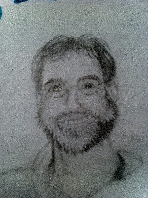 Stan Garber Photo Drawing.JPG